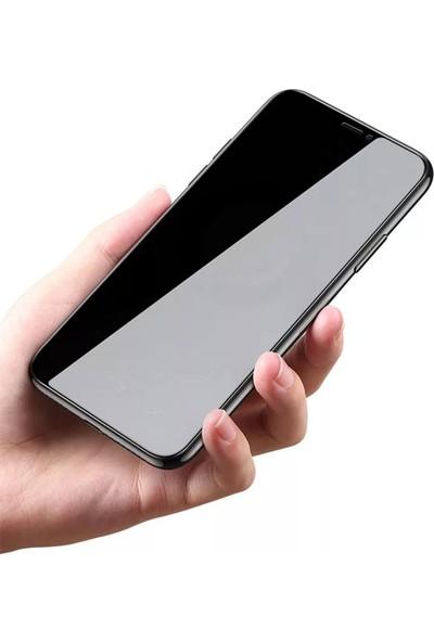 Volente Oppo A12 5D Privacy Hayalet Ekran Koruyucu