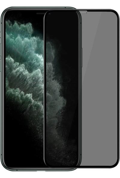 Volente Apple Apple iPhone 11 Pro 5D Privacy Hayalet Ekran Koruyucu