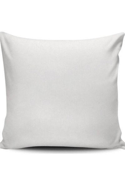 Roi Tekstil 6 Adet Yastık Kırlent 43 x 43 cm