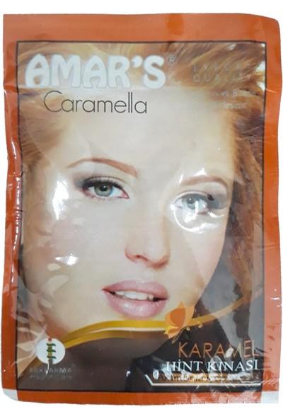 Amar's Hint Kınası - Karamel 10 gr