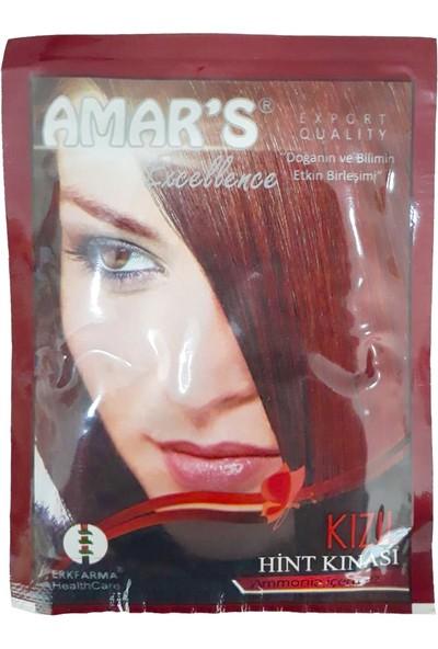 Amar's Hint Kınası - Kızıl 10 gr
