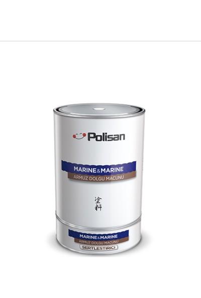 Polisan Marine&marine Armuz Dolgu Macunu 1 kg (0,800 KG/0,200KG Tkm)