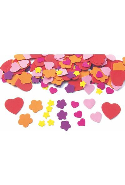 Colorations Eva Kalp - Çiçek Şekilleri
