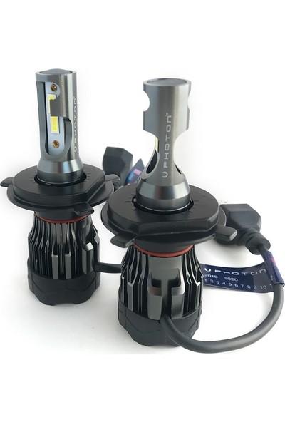 Photon Honda Cıvıc Vtec H4 LED Xenon Oto Ampulü Photon Mono Fardoktoru