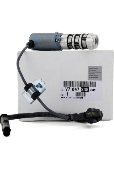 Peugeot 207 1.6 Thp 1.6 Vti Benzinli Yağ Pompa Turbo Manyetik Elektrovana Valfi Sensörü Peugeot Citroen Psa (V764723880)