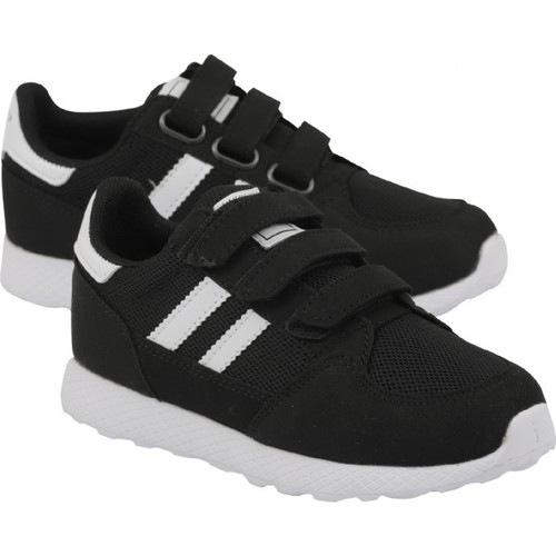 Bluewex FCS-630 Siyah-Beyaz Çocuk Günlük Spor Ayakkabı