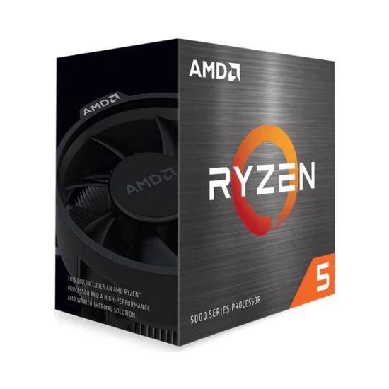 Amd Ryzen 5 5600X 3.7ghz 35MB Cache Soket Am4 Işlemci