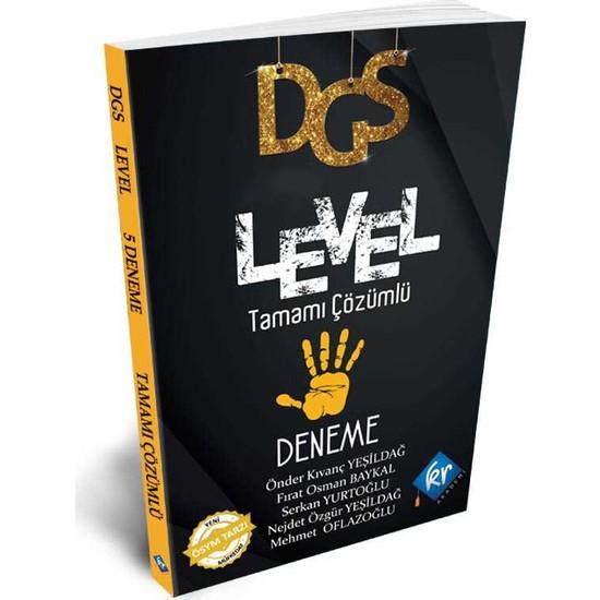 Kr Akademi Dgs Level Çözümlü 5 Deneme
