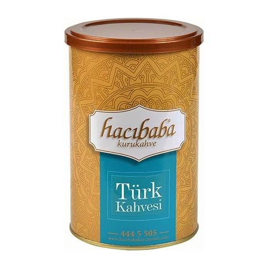 Hacıbaba Türk Kahvesi - 250 gr x 5