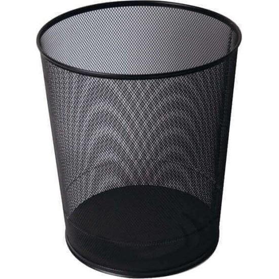 Orix Çöp Kovası Siyah File