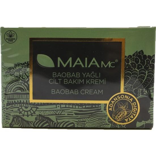 Maia Baobab Yağlı Cilt Bakım Kremi Maıa
