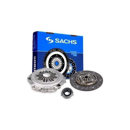 SACHS Peugeot Otoyedekmarket 301 (2012-2018) 1,6 Dizel Debriyaj Seti (Sachs)