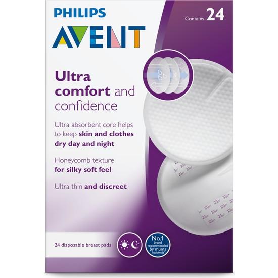 Philips Avent 24'lü Tek Kullanımlık Göğüs Pedi SCF254/24
