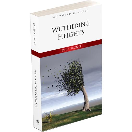 Wuthering Heights - İngilizce Klasik Roman