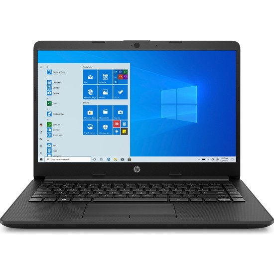 "HP 14-CF2011NT Intel Celeron N4020 4GB 128GB SSD Windows 10 Home 14"" Taşınabilir Bilgisayar 1Z9Y7EA"