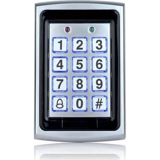 Prohex Şifreli ve Kartlı Kapı Açma Paneli ( Proximity Kart Okuyucu )