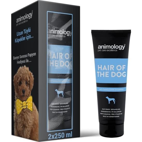 Animology Hair Of The Dog Uzun Tüylü Köpek Şampuanı 2X250 ml