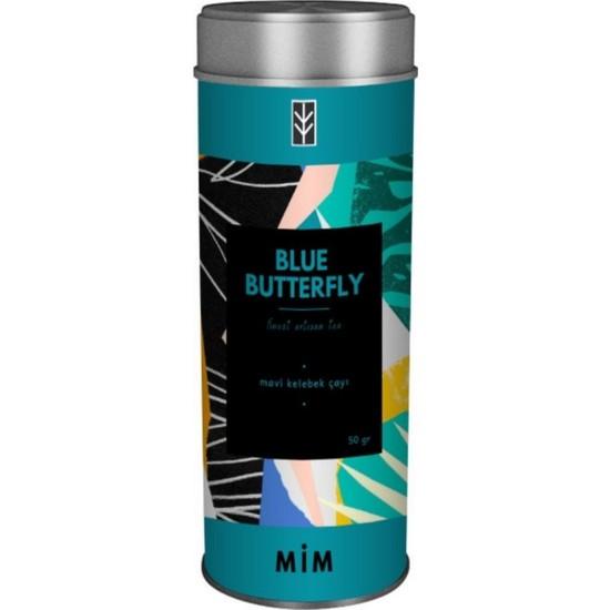 Mim Tea Blue Butterfly Tea - Mavi Kelebek Çayı 50 GR
