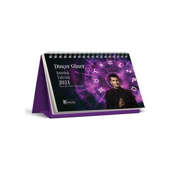 Keskin Color 2021 Dinçer Güner Astroloji Takvimi