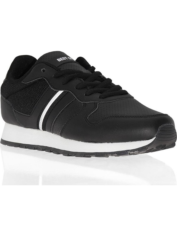 Çizgi 7062 Bağcıklı Kadın Spor Ayakkabı