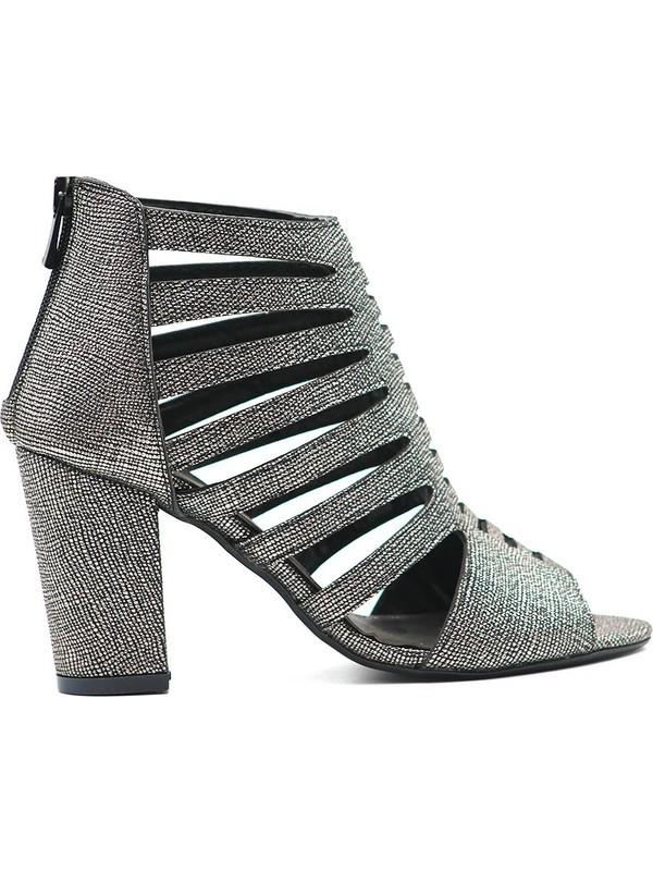 Cudo 1301 Kadın Günlük Suni Deri Ayakkabı