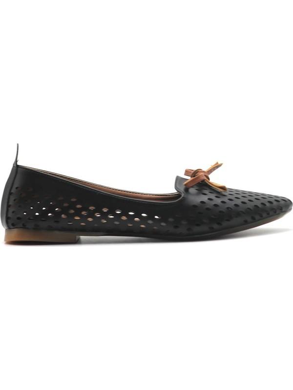 Cudo 7-46219 Kadın Günlük Suni Deri Ayakkabıabı