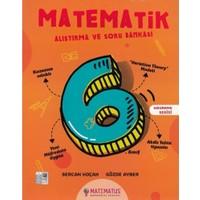 Matematus Yayınları 6. Sınıf Matematik Alıştırma Ve Soru Bankası