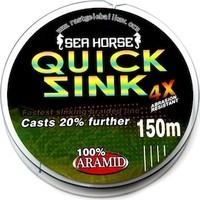 SeaHorse Sea Horse Quick Sink 0,40 mm 150MT 4x Ipek Misina