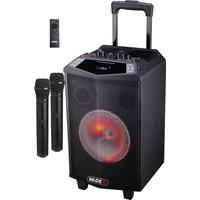 Midex 600 Watt Mikrofonlu Karaoke Eğlence Ses Sistemi (Bluetooth Usb)