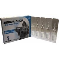 Dr. Sed Maxi Derma Drop Doğal Köpek Ense Damlası 5'li Damla Paketi (1-10 Kg. Köpekler Için)