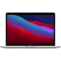"""Apple Macbook Pro M1 Çip 8GB 256GB macOS 13"""" QHD Taşınabilir Bilgisayar Gümüş MYDA2TU/A"""