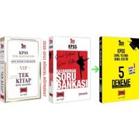 2021 KPSS Yargı Yayınları Konu Anlatımlı- Soru Bankası-Deneme Seti