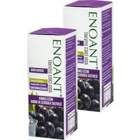 Enoant Siyah Üzüm Ekstraktı 250 ml 2 Adet