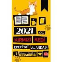 Kedili Ajanda 2021 Edebiyat Ajandası