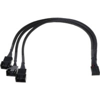 Ars 4 Pin Fan Kontrol Kablosu 4p Dişi 3+3+4p Erkek Kablo