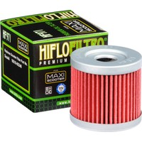 Hiflo Suzuki An 400 Burgman 2007-2020 Uyumlu Yağ Filtresi