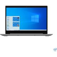 "Lenovo İdeaPad 3 15IIL05 Intel Core i3 1005G1 4GB 256GB SSD Windows 10 Home 15.6"" Taşınabilir Bilgisayar 81WE00LPTX"