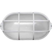 Ay-Ka Zümrüt-2 Kafesli Plastik Armatür Beyaz