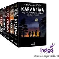 Beyza Alkoç Karantina Set (5 Kitap Takım)