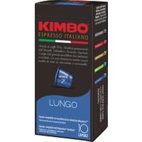 Kımbo Nespresso Lungo Kapsül Kahve 10'lu