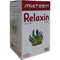 Multidem Relaxin Kedi Otlu Relax Tea 165 gr