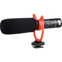 Ayex Dslr Makine Video Kamera ve Telefonlar Için Stereo Mikrofon MIC05