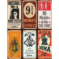 Atc Harry Potter Poster Seti 6 Poster Birden