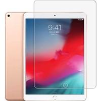 Wowlett Apple iPad 8. Nesil 2020 10.2 A2270 A2428 A2429 A2430 Temperli Kırılmaz Cam Ekran Koruyucu Şeffaf