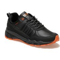 Kinetix Radnal Pu Siyah Erkek Sneaker Ayakkabı