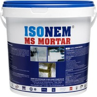 Isonem Ms Mortar Akrilik Tamir Harcı 10 kg