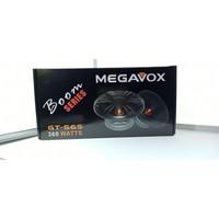 Megavox GT-565 16 cm Mıdrance Oto Hoparlör 360W 80 Rms Boom Series