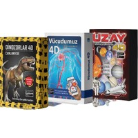 Artge Kids Yayınları Popüler Bilim Kartları Set
