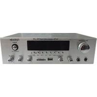 Bots BT-602-G Stereo Anfi Güç 2X40 Watt , Bluetoothlu Usb, Sd Card, LCD Ekran