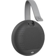 Hakii Mars Ipx7 Su Geçirmez Taşınabilir Bluetooth Hoparlör Deep Grey